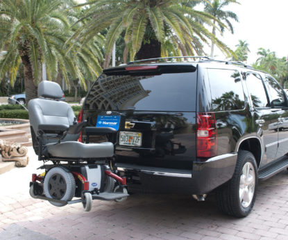 Wheelchair Lift For Car >> Auto Wheelchair Lift Modification Network Inc