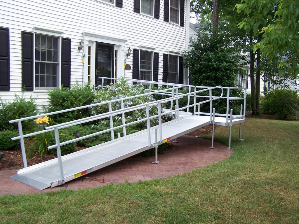 wheel chare ramp